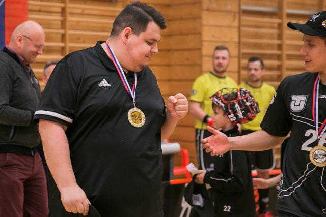 Ako tréner juniorov získal minulú sezónu zlatú medailu.